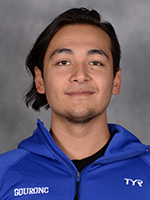 Men's Athlete of the Week - Guillaume Gouronc, Elizabethtown