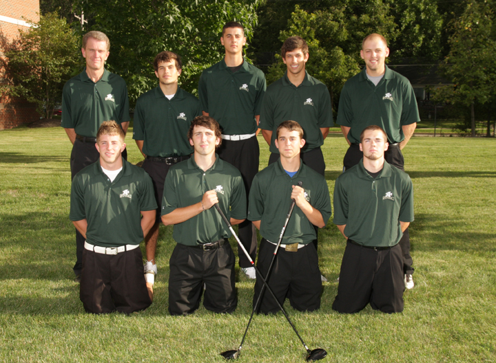Men's Golf Finishes 10th at Ryman Memorial