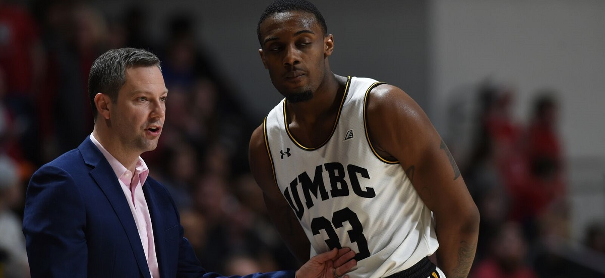 Retrievers Get Victory No. 50 For Odom in Just 75 Games; UMBC Defeats High Point, 68-59 for Fourth Straight