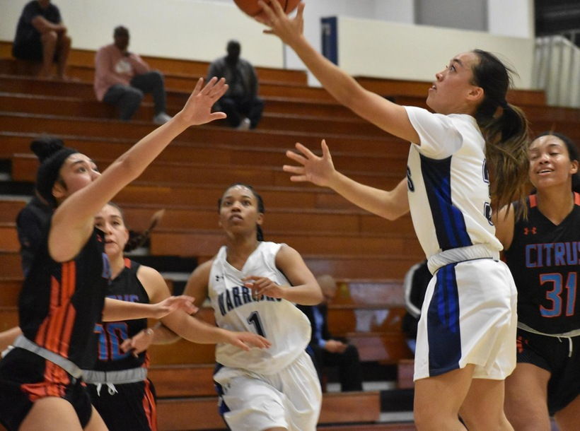 Warriors Open Irvine Valley Tournament with Rout of Rio Hondo
