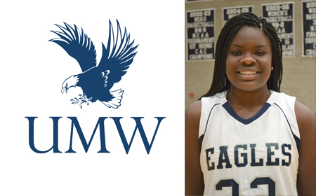 Diop Named CAC Women's Basketball Player of the Week