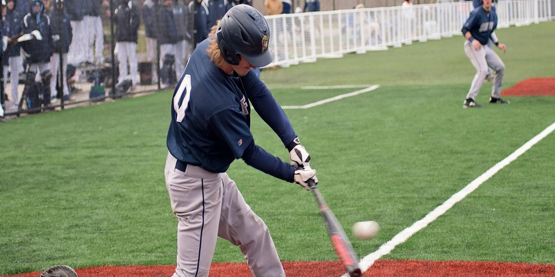 Baseball Handles Wentworth, 6-0, in Game Two