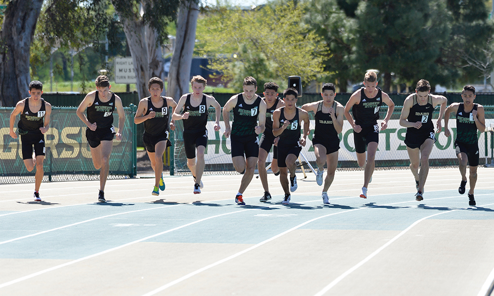 TRACK & FIELD HEADS TO UC DAVIS FOR WOODY WILSON CLASSIC