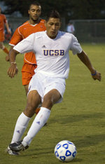 No. 12 UCSB Tops UCR 4-0 in Big West Opener