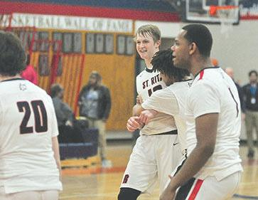 St. Rita Steals Late Victory