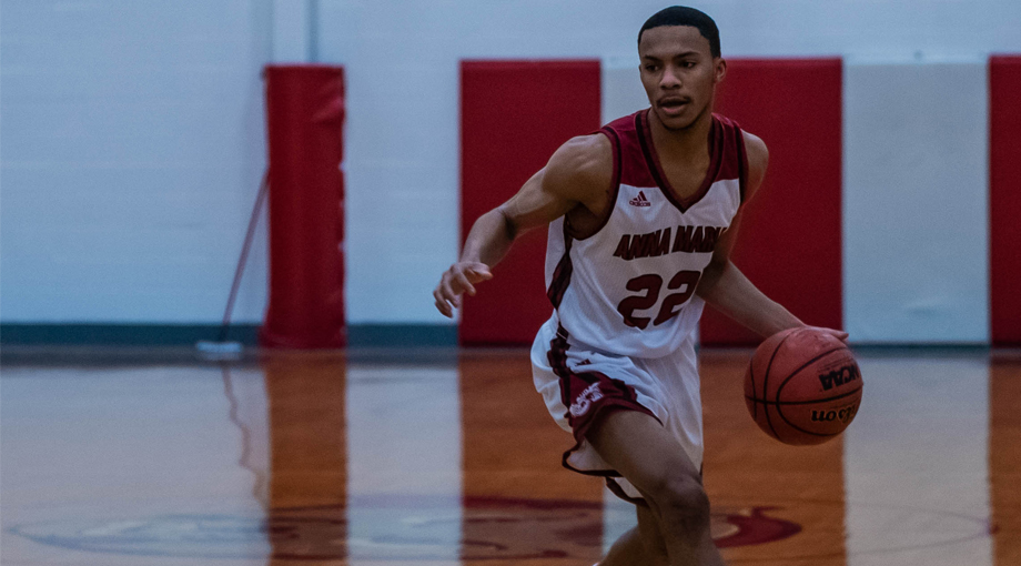 Men's Basketball Comes up Short to Blue Jays