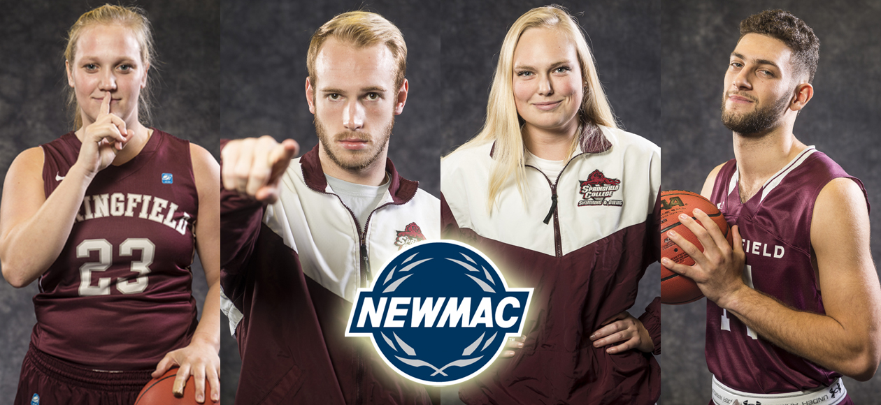 17 Winter Student-Athletes Garner NEWMAC Academic All-Conference Recognition