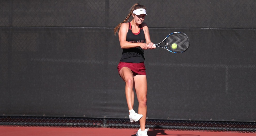 Women's Tennis Falls to 14th-Ranked Cal, 5-2