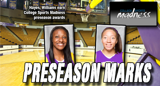 A pair of Golden Eagles earn preseason marks from College Sports Madness