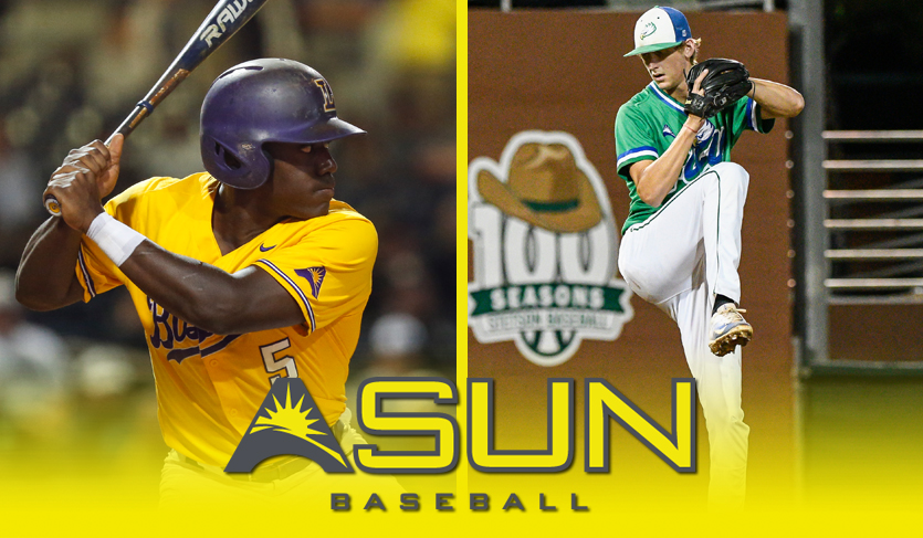 Lipscomb's Solomon, FGCU's Dye Capture Final @ASUNBSB Weekly Awards