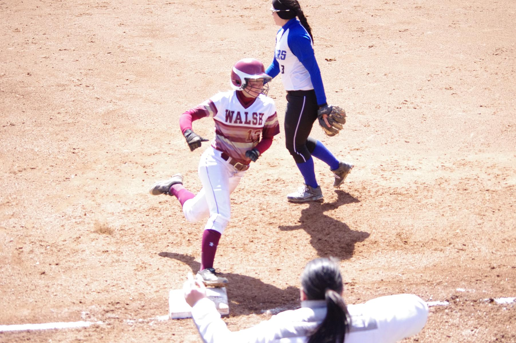 Walsh Softball Splits With Trevecca Nazarene