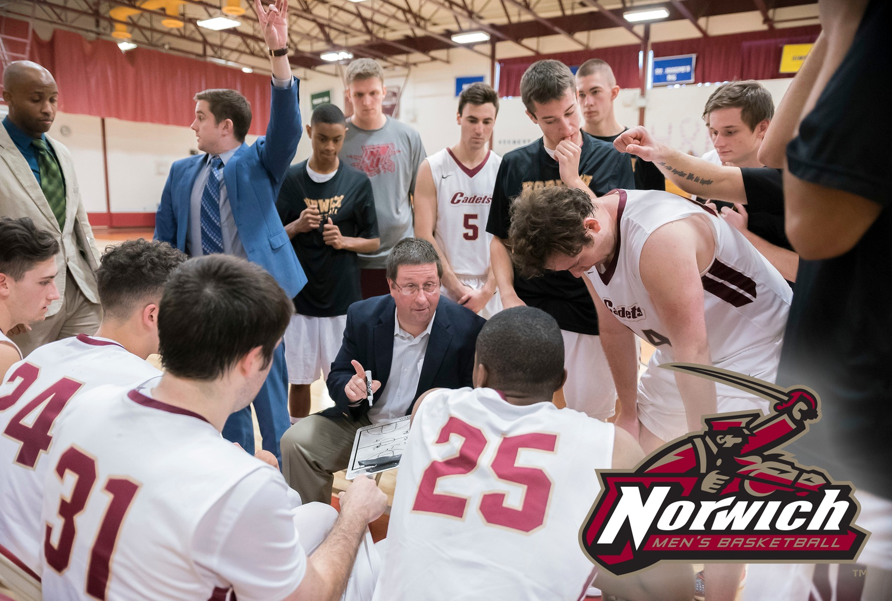 Basketball: Jeff Brown, Greg Eckman to headline second annual Norwich University Coaches Clinic on Oct. 28th