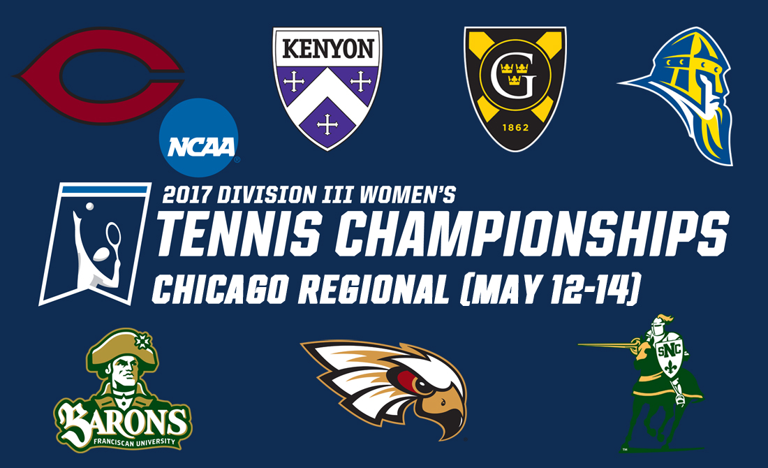 Women's Tennis NCAA Regional Preview (May 12-14)
