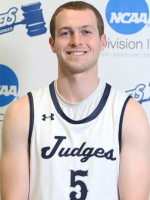 Corey Sherman, Men's Basketball