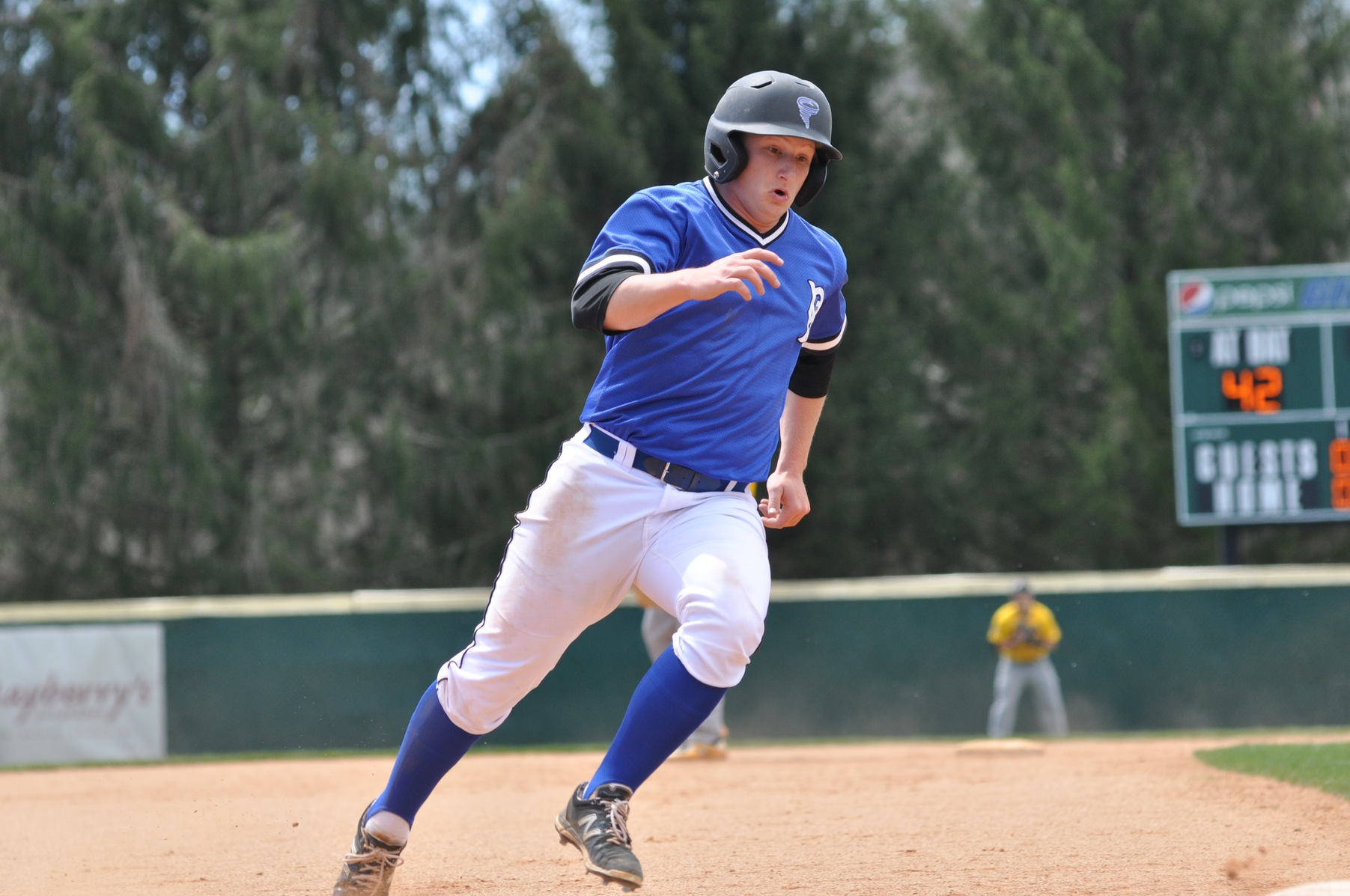 Brevard Splits Doubleheader with William Peace to End Season