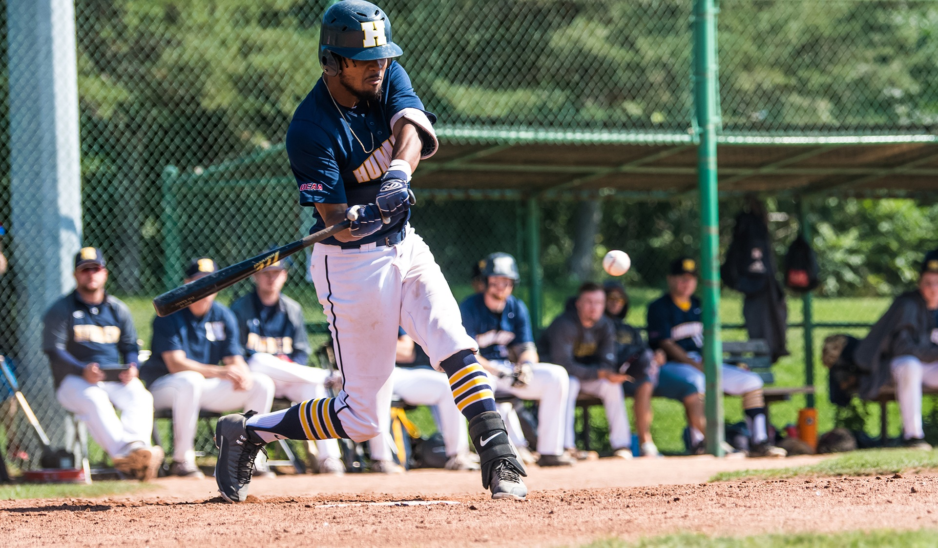 GAME TWO WALK-OFF WIN GIVES HAWKS SWEEP OF FANSHAWE ON SUNDAY