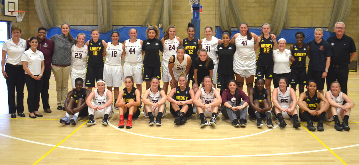 Women's Basketball Wraps Up Europe Trip With Contest Versus Barking Abbey