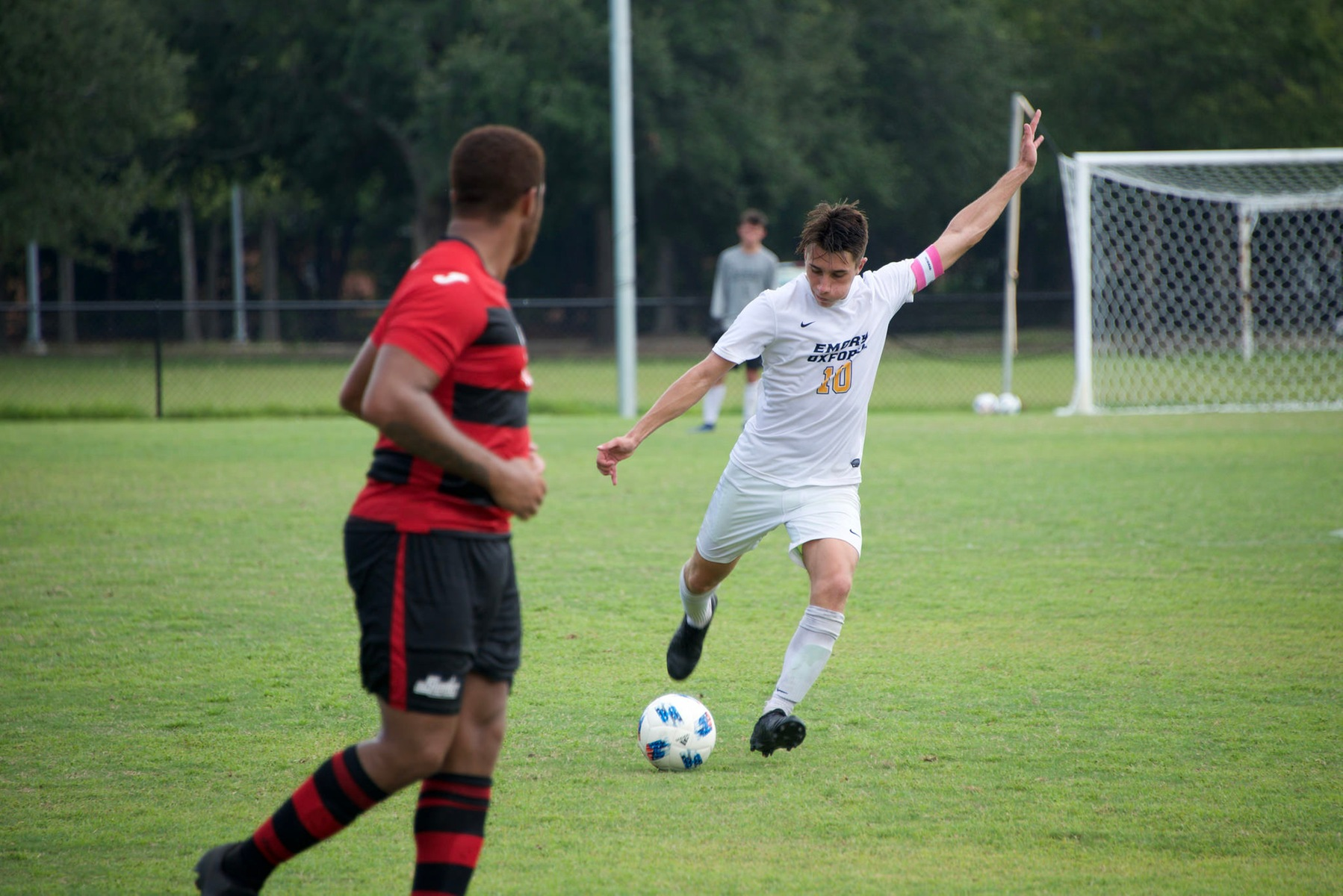 Men's Soccer Overpowered