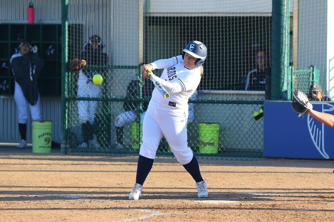 Keira Bolinas went 2-for-3 with 3 RBI in the Falcons win