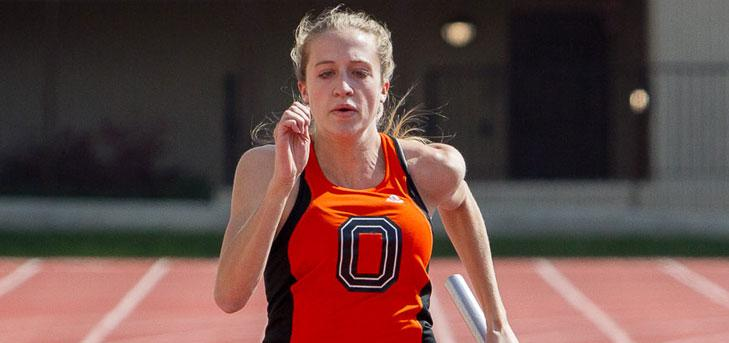 Oxy Track Teams Open the Season at Pomona-Pitzer Meet
