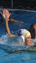 Women's Water Polo Splits at Coyote Classic