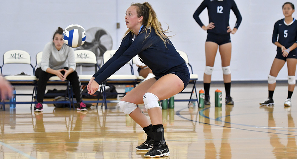 Lyons Volleyball Falls To Smith In Four