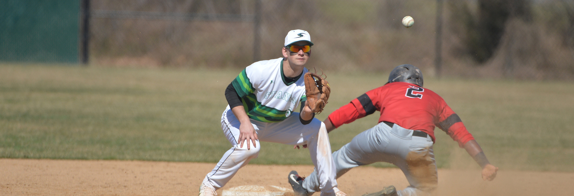 Long Ball Dooms Mustangs In Series Opening Loss To Albright