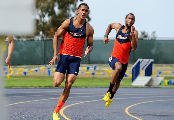 2014 Titan Outdoor Track and Field Season in Review