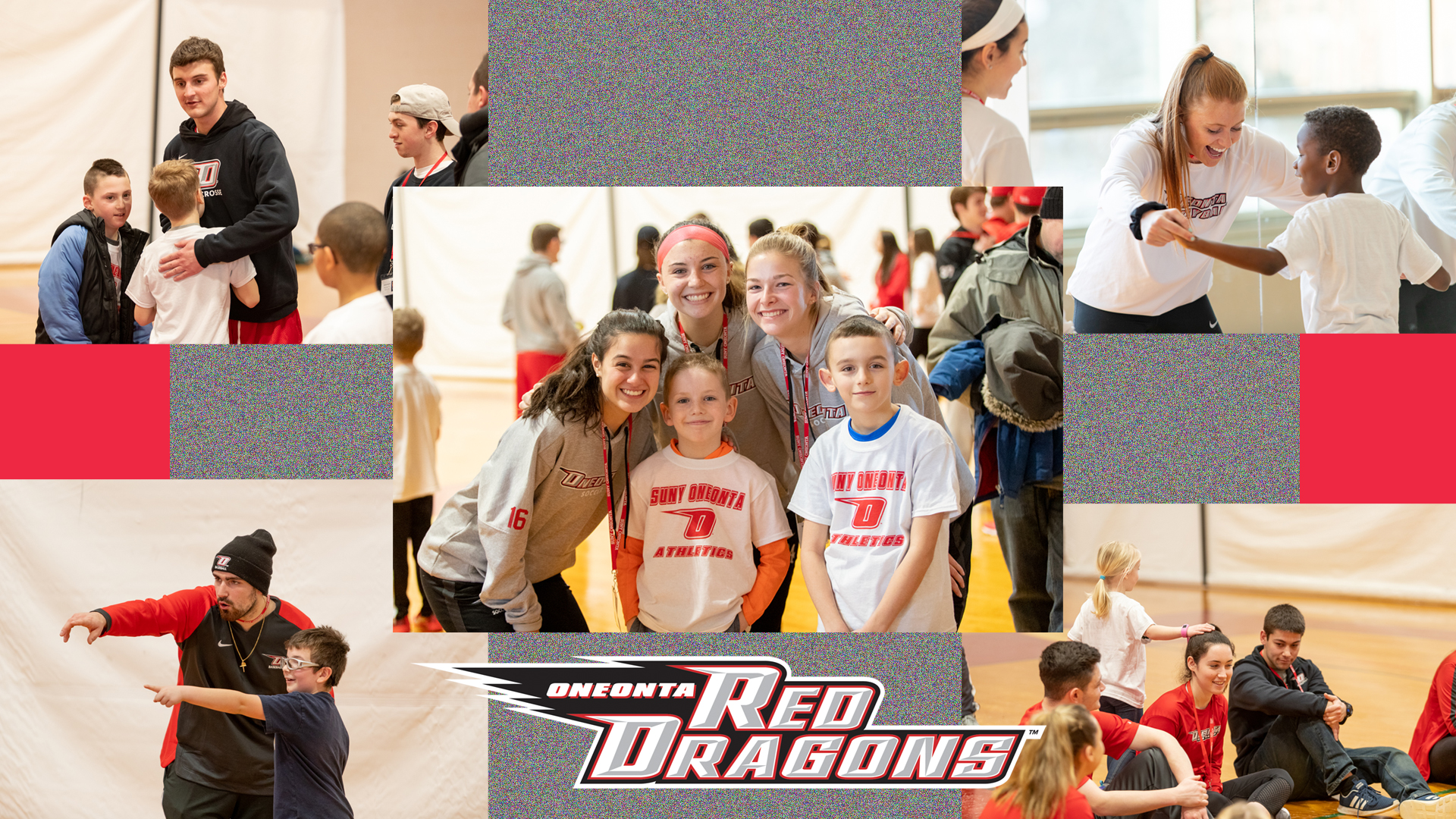 Oneonta Athletics Host 20th Annual Kids in Sports Day
