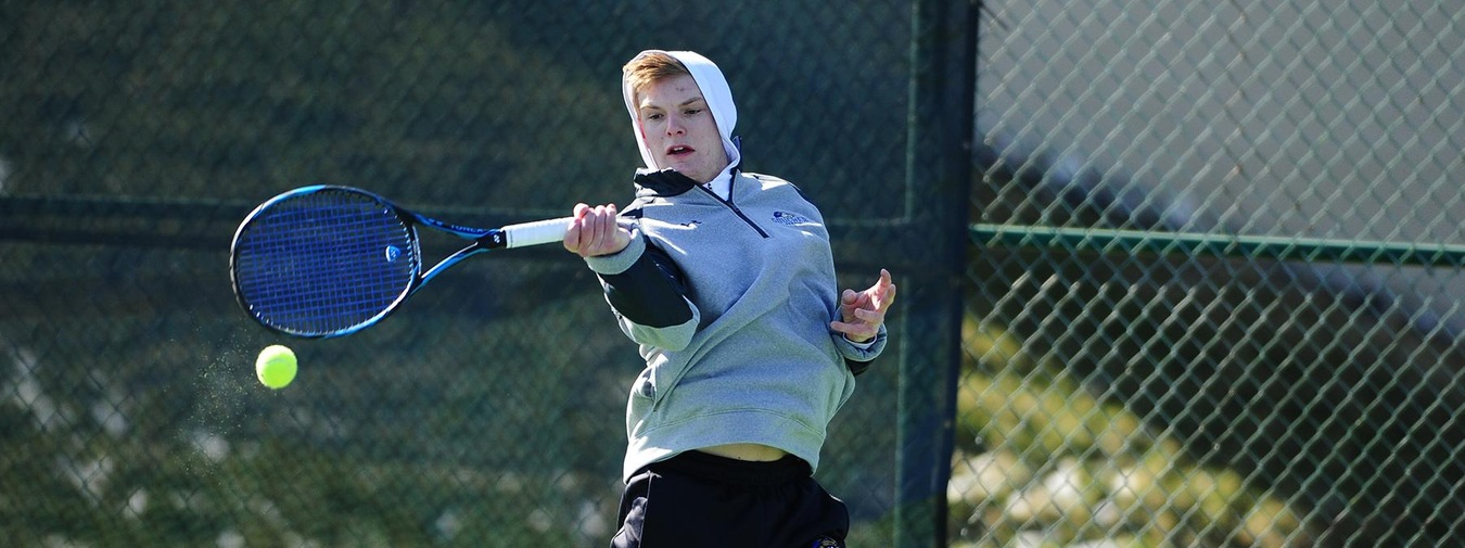 Men's Tennis Set To Play Three Matches At Salisbury This Weekend