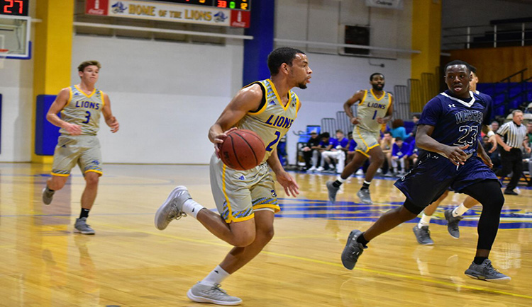 Second half surge pushes Bulldogs past Mars Hill