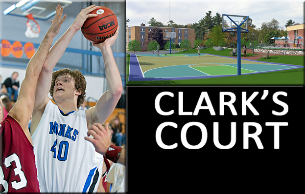"College Announces ""Clark's Court"" Fundraising Project"