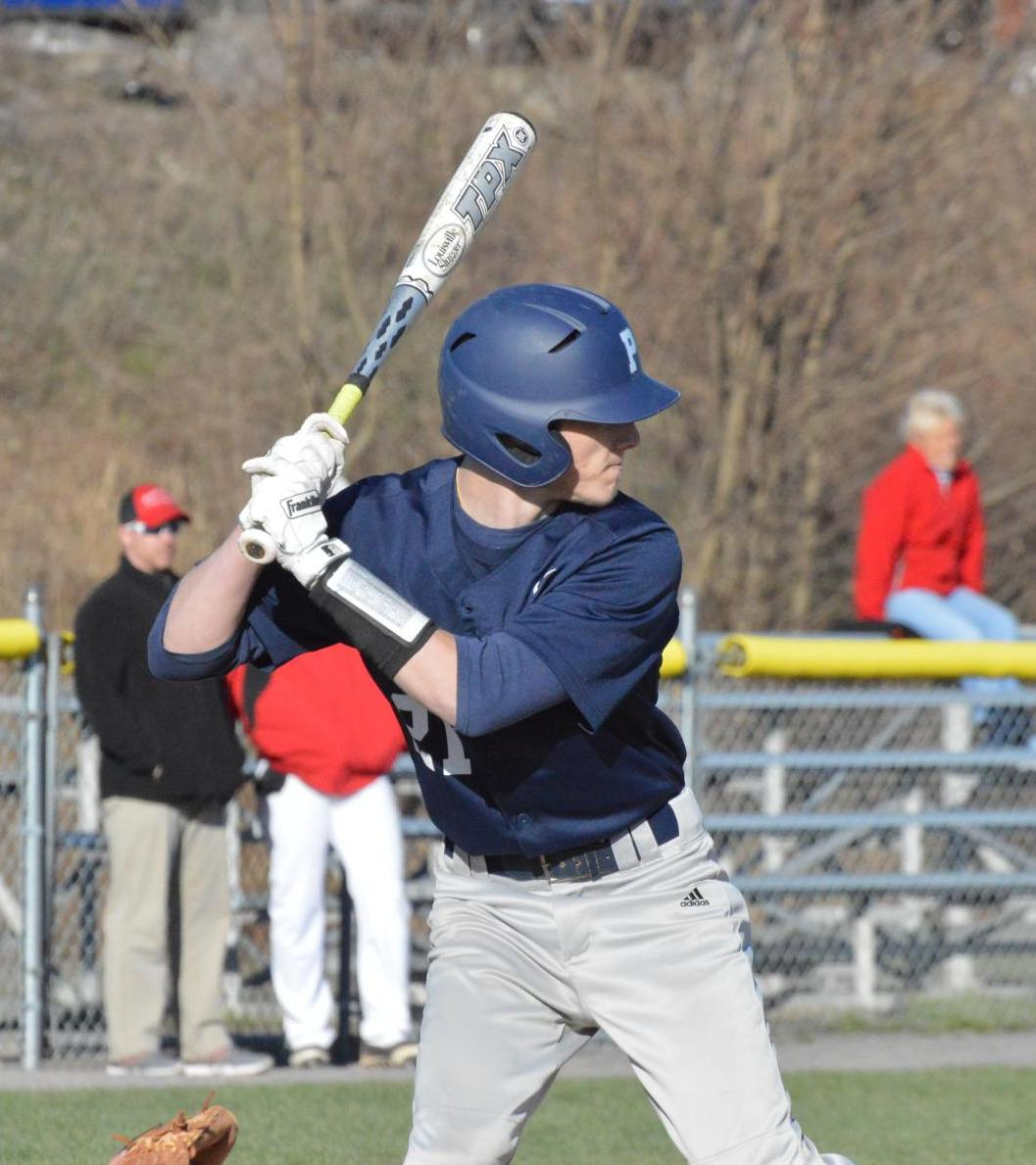 Baseball Falls In Both Games of Double Header