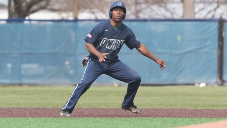 CWRU Clinches at Least Share of UAA Baseball Title With Win Over Washington University
