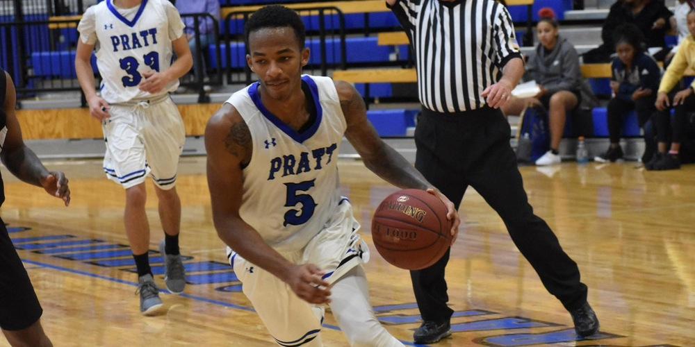 Men's basketball competes in the T-Bird Thanksgiving Classic