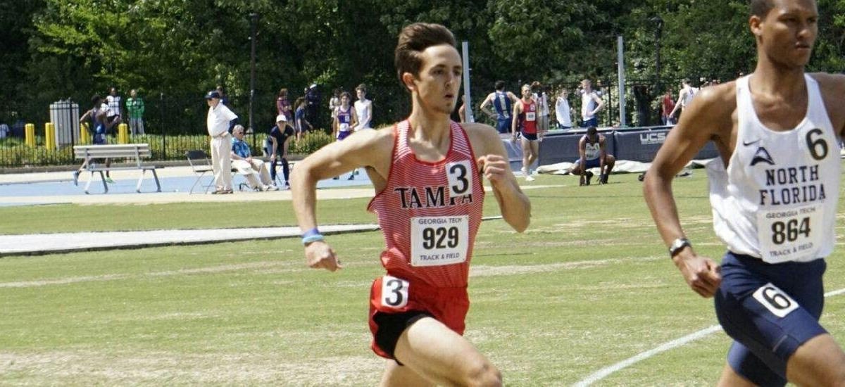 Georgia Tech Invite Features Several Tampa Runners