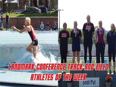 Mayfield and Carioto collect two more awards from conference