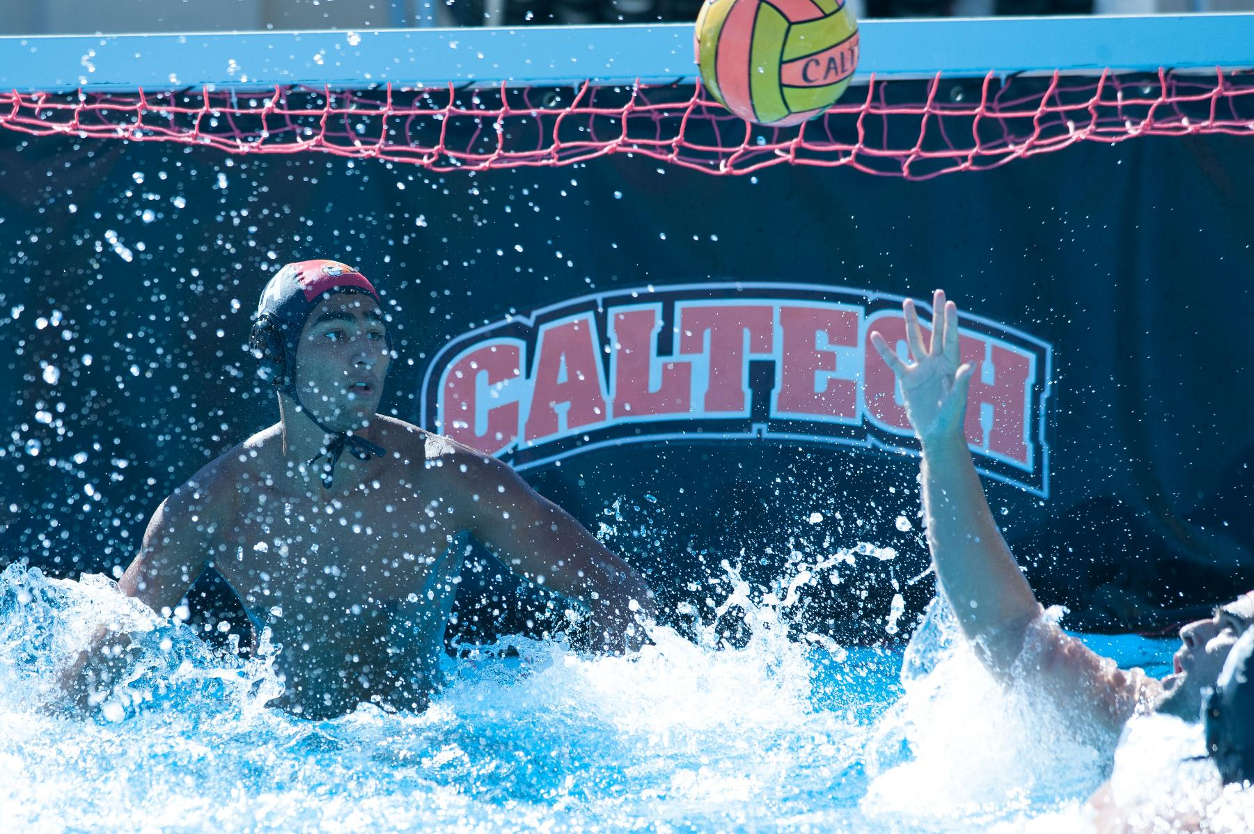 Gilani Totals 38 Saves Over Two SCIAC Tournament Games
