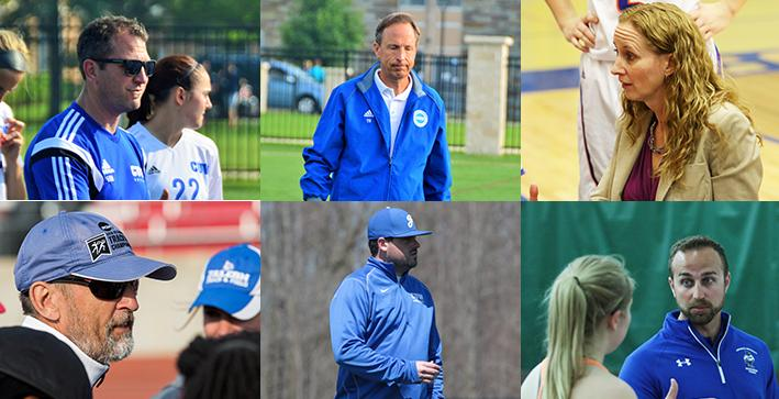 2015-16 Stories of the Year (No. 5): Six honored as Coach of Year