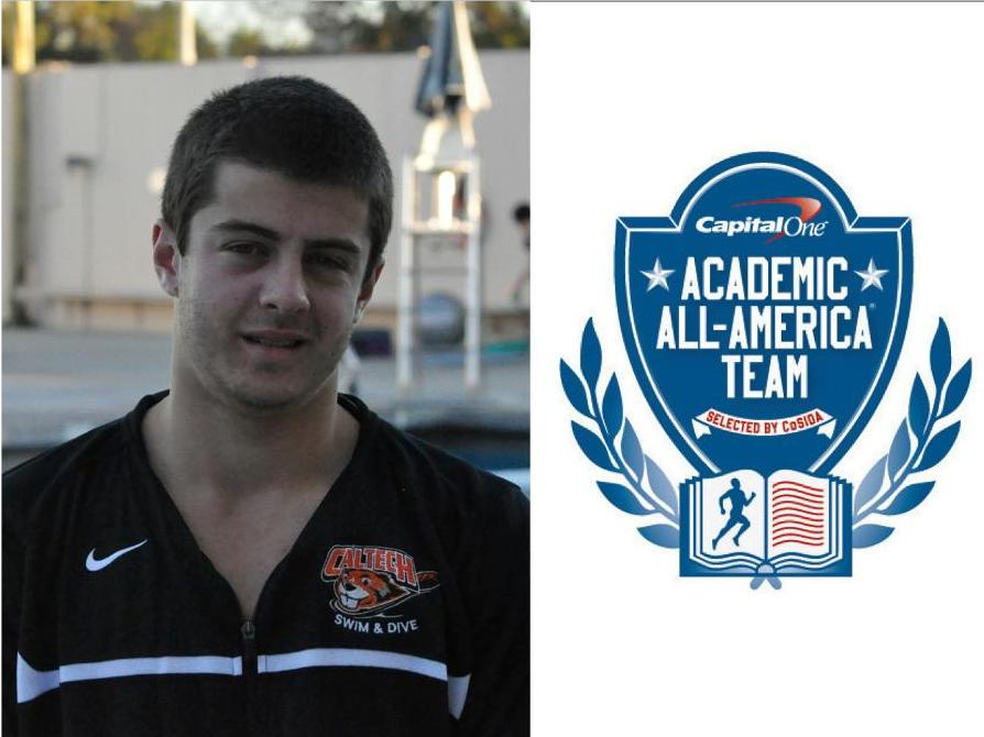 Chris Bradley Named Capital One Academic All-District