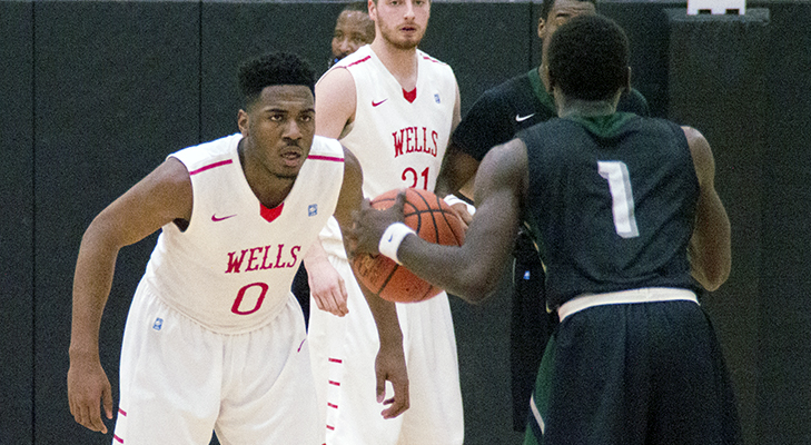 Men's Basketball Handed 79-67 Loss at SUNY Poly