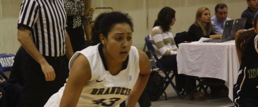 Another tough shooting game for Brandeis women in 53-48 loss at Emory