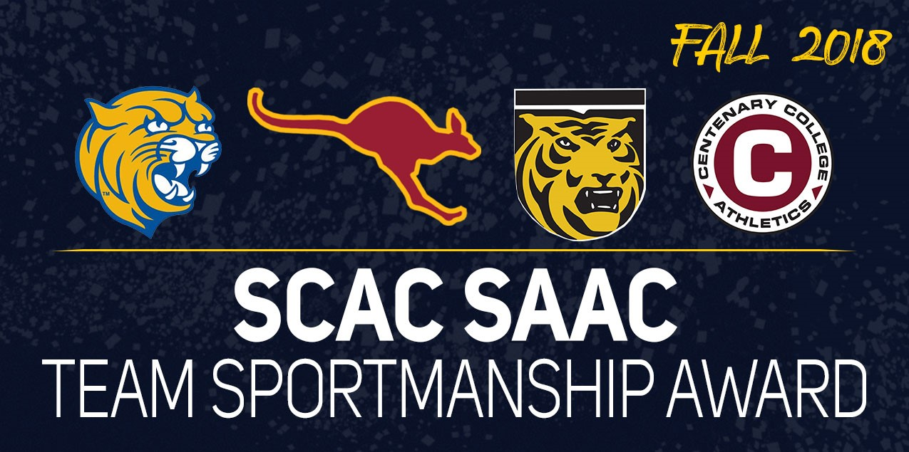 Colorado College Headlines Five Programs Earning SCAC Team Sportsmanship Awards