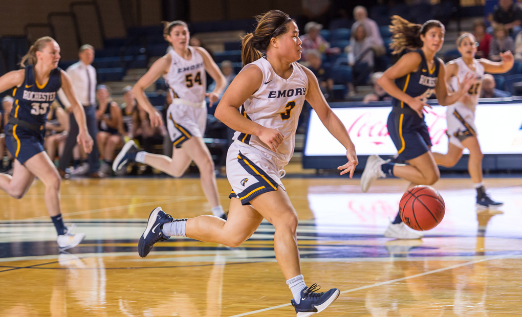 Women's Basketball Set to Face NYU and Brandeis at Home