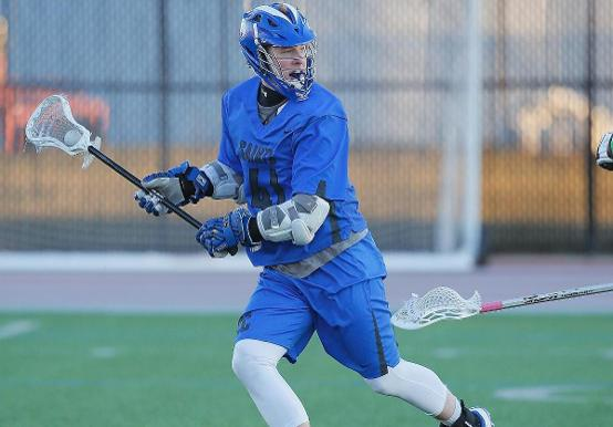 STRONG THIRD QUARTER POWERS TRINTY PAST MEN'S LACROSSE