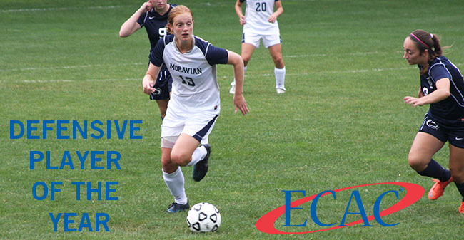Black Named ECAC South Defensive Player of the Year