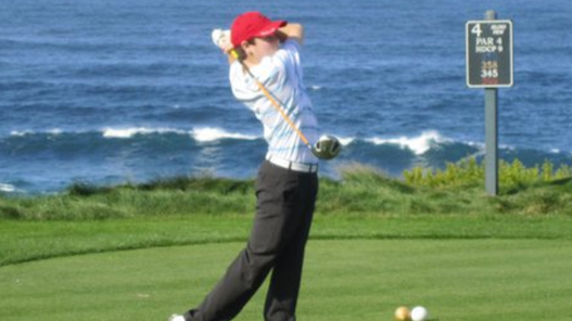 MEN'S GOLF INKS ROBBIE PARDEN TO NATIONAL LETTER OF INTENT