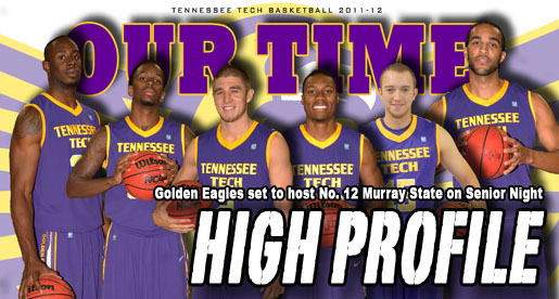 No. 12 Murray State visits Golden Eagles on Senior Day