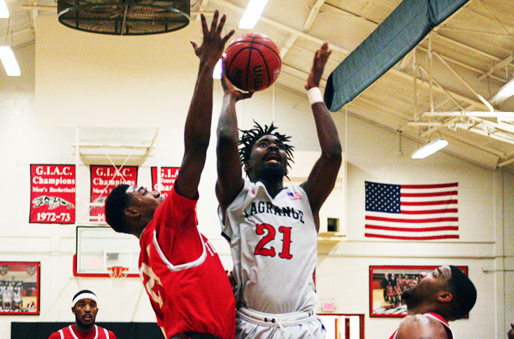 Men's Basketball: Cameron, McCray lead Panthers past Huntingdon 85-71