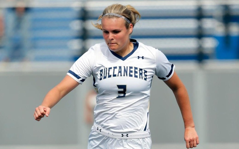 Taylor Nets Fourth Goal As Women's Soccer Drops 3-1 MASCAC Opener To Fitchburg State